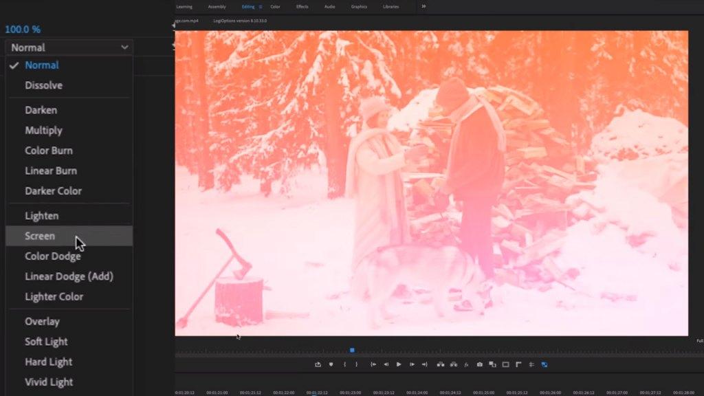 Applying Effects In Premiere Pro | Javier Mercedes