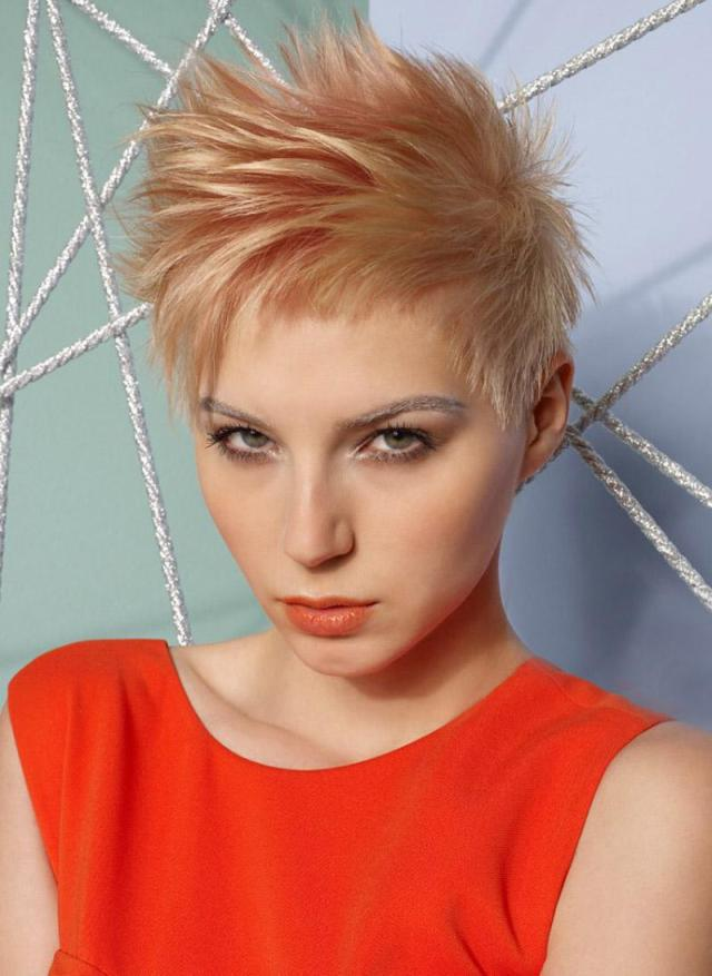 all kinds of spiky hairstyles for both men and women - viewkick