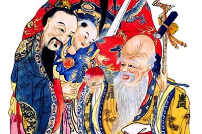 chinese new years paintings are typically used to decorate the internal walls at the beginning of each new lunar year the themes of new years painting