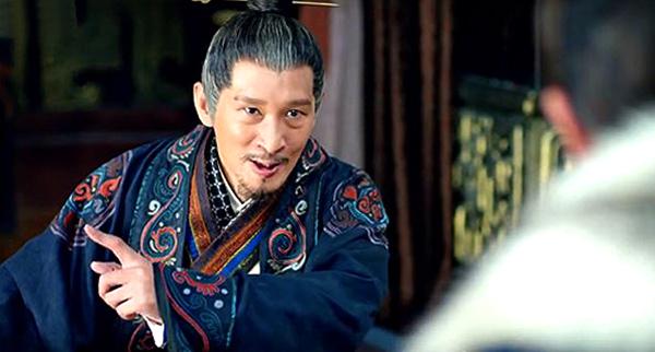 Marquis Yan denouncing the emperor
