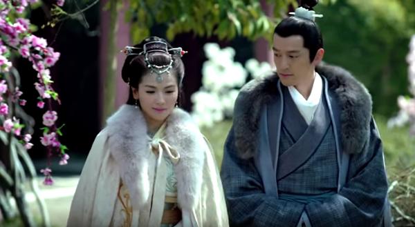 Mei Changsu visiting Princess Nihuang's plum garden