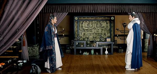 Mei Changsu meeting with Marquis Yan