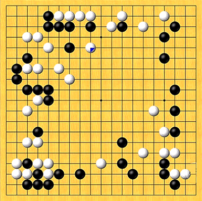 Weiqi (Go) - Game of Siege