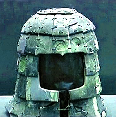 2,200-year old Chinese military armour