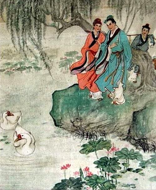 Liang Shanbo farewell Zhu Yingtai