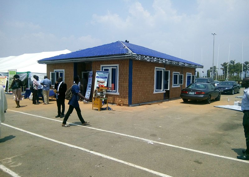 NBBRI excites Nigerians with new housing tech