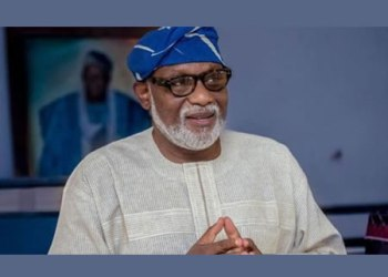 We'll make affordable housing available to Ondo residents, says Akeredolu