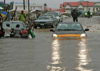 Non-stop rainfall submerges Kaduna houses