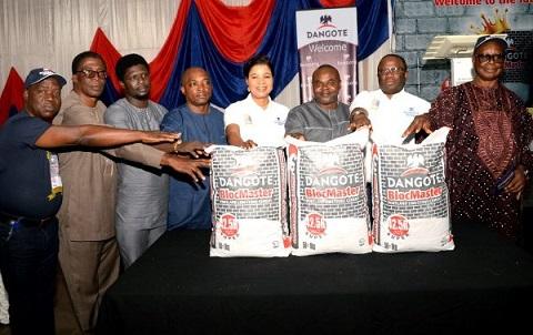 Dangote launches new cement