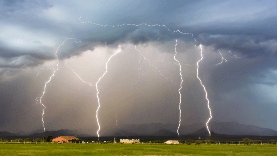 NiMet predicts thunderstorms for Thursday's weather across Nigeria