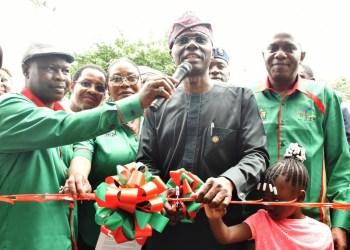 Sanwo-Olu commissions 492-flat housing estate