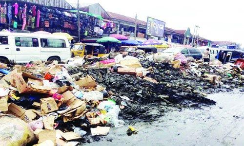 Owerri.. No longer Nigeria's cleanest city