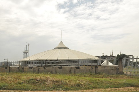The desolate Thisday Dome
