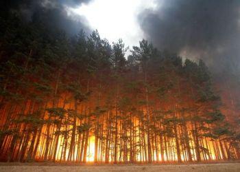 Australia breaks heat record