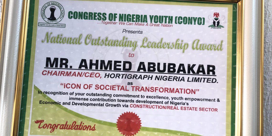 Congress of Nigeria youth accolades Goringo