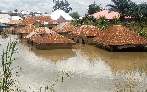 Flood sacks 70 communities, displaces 50,000 in Kogi