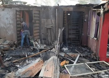 Buildings raised down in Lagos gas explosion