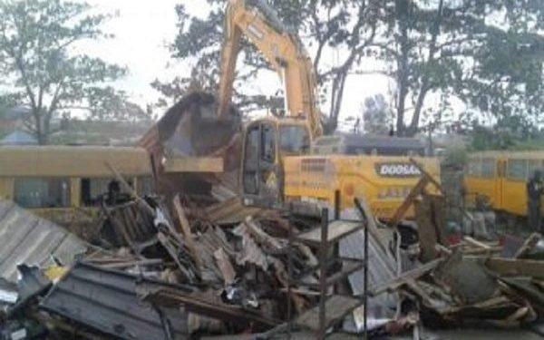 Monkey Village: 'We lost everything to illegal demolition'