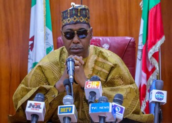 Zulum lays foundation for Borno's resettlement city