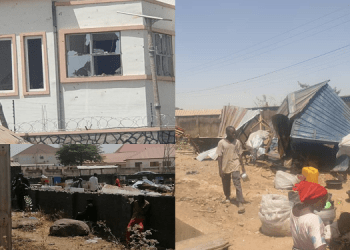 Youths destroy Niger Deputy Governor's residence