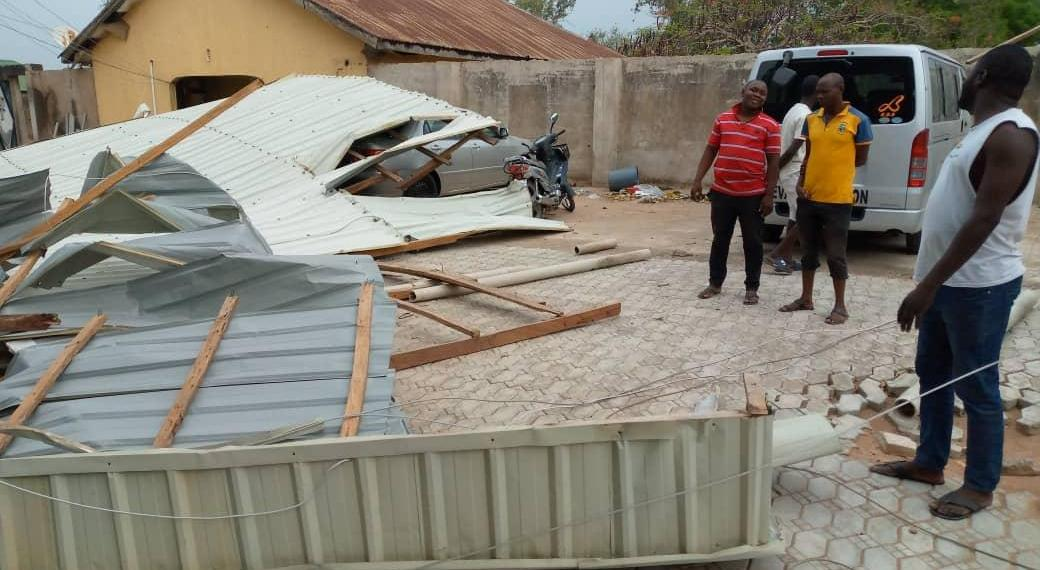 200 homes destroyed in Taraba windstorm