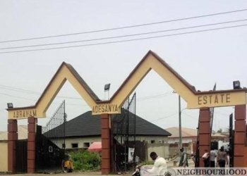 Firm alleges Lagos is selling Abraham Adesanya estate land against court ruling