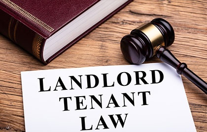 Law binding landlord and tenant agreement in Nigeria