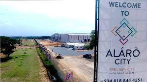 Senate, NEPZA Applauds Alaro City's Business Attractions