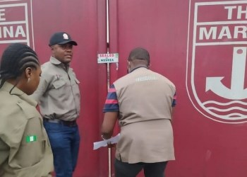 NESREA seals off factories for illegal operations