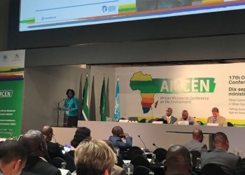 African Ministers Seek Environmental Sustainability