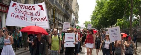 STRASS - Syndicat du Travail Sexuel