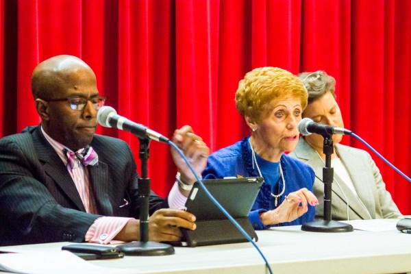 Board of Trustee Forums