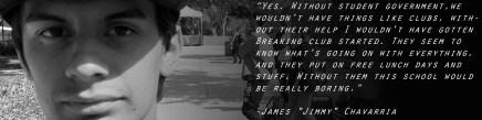James Chavarria Campus Conversations