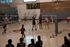 VOLLEYBALL ROUNDUP: Tigers win five of their last six games
