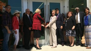 Riverside City College unveils the new Charles A. Kane Student Services Building