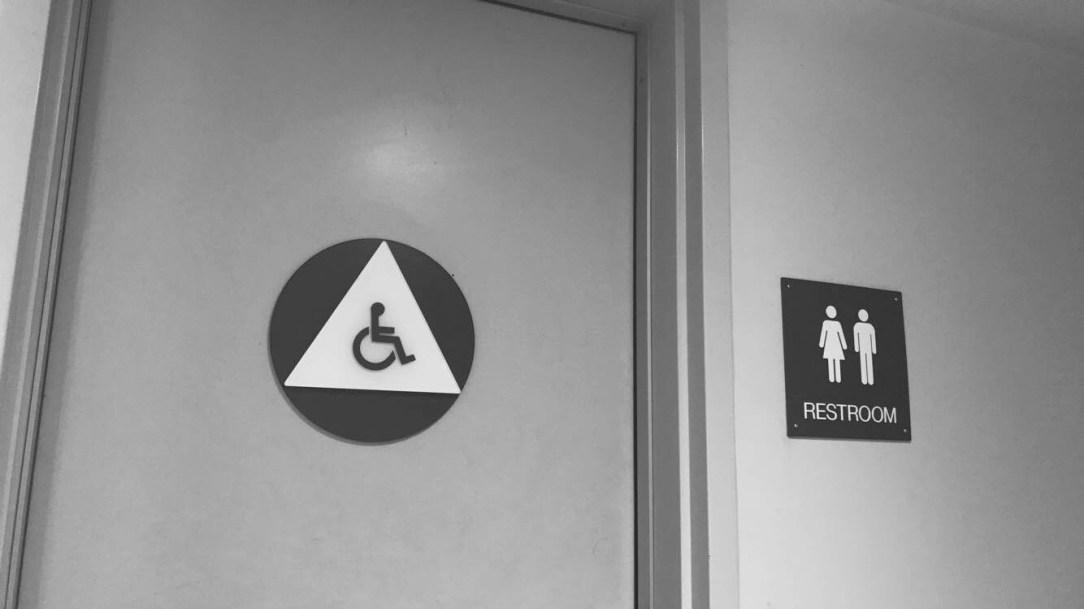 Editorial bathrooms LGBTBW