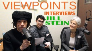 Video: Jill Stein discusses various social and political issues