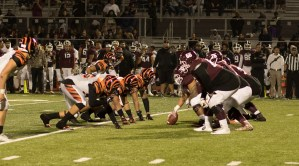Tigers football limps to playoffs