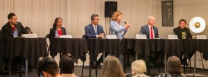 Riverside mayoral candidates make their final cases before election day