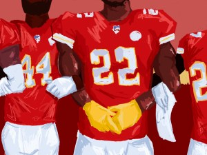 Sports Column: Professional athletes make important statement