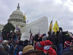 Oregon senator's legislative director recounts aftermath of Capitol breach