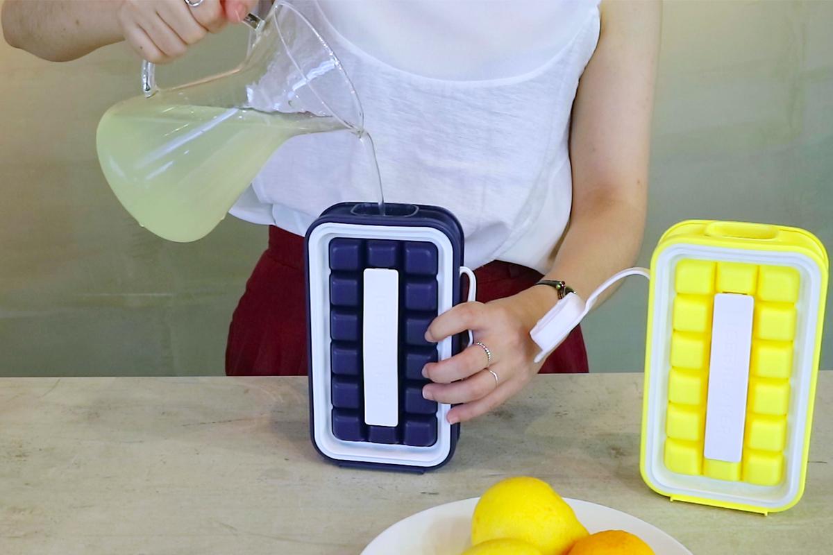 檸檬汁 檸檬冰塊 製冰器 ICEBREAKER
