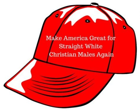 Make America Great for Straight White Christian Males Again