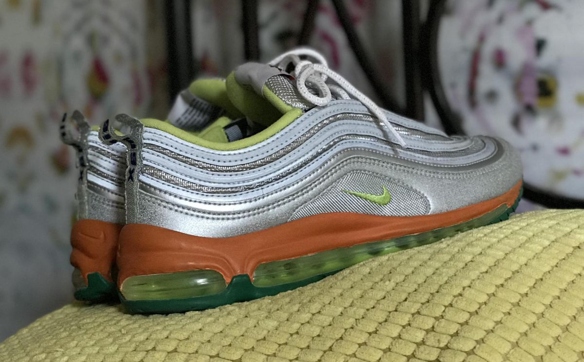 "sports shoes f8560 1c119 Air Max 97 ""HOA Pine Green"""