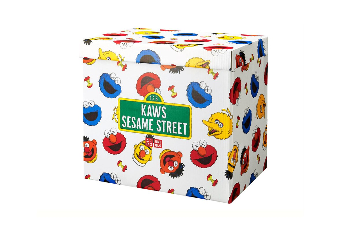 uniqlo-kaws-sesame-street-second-collection-29