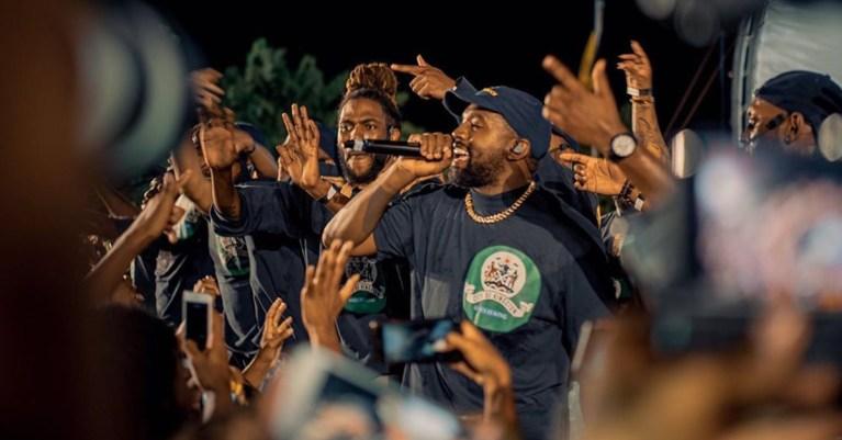 kanye west prochain nouvel album god's country