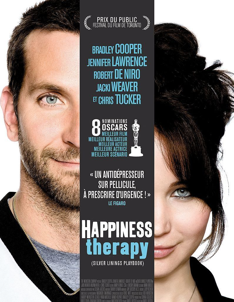 happiness therapy film affiche poster