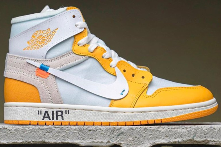 air jordan 1 off-white virgil abloh