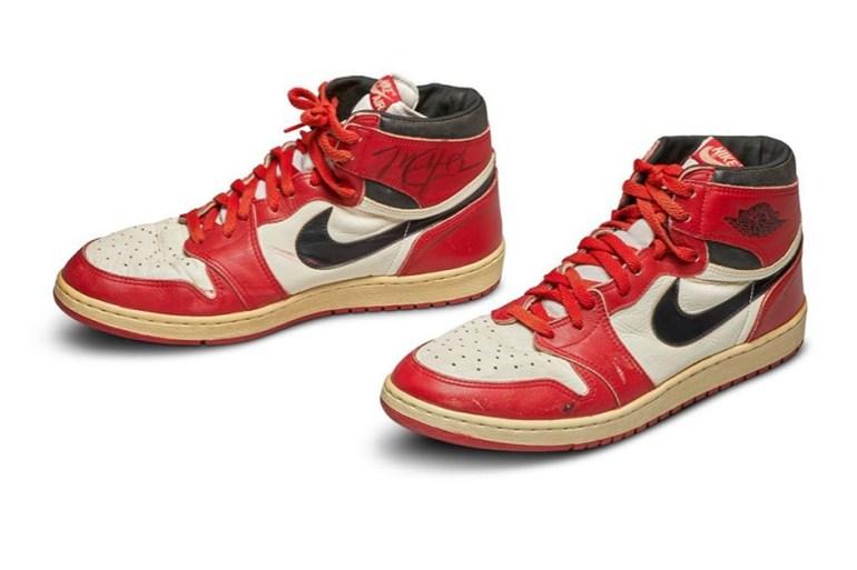 air jordan 1 michael jordan sneakers