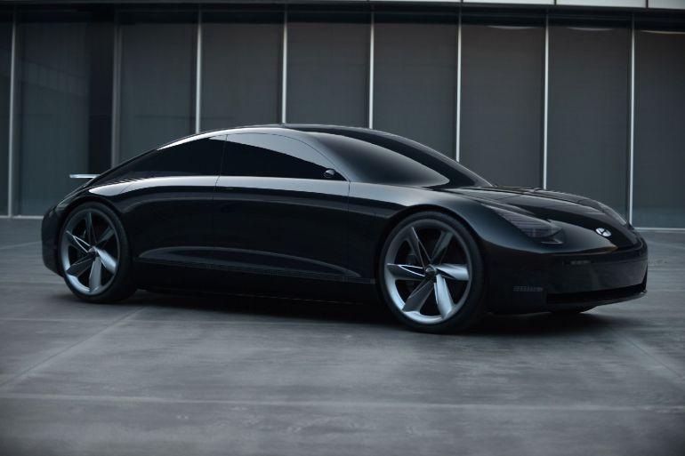 Hyundai Prophecy concept-car 100% électrique
